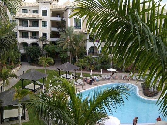Gran Meliá Palacio de Isora Resort & Spa: View from Balcony