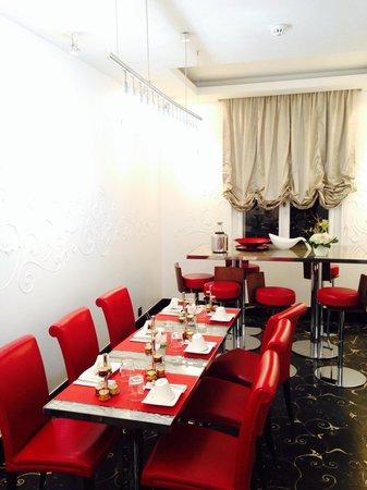 Hotel Ares Paris : Dining area