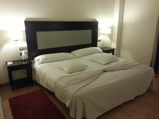 Las Bovedas: King Bed