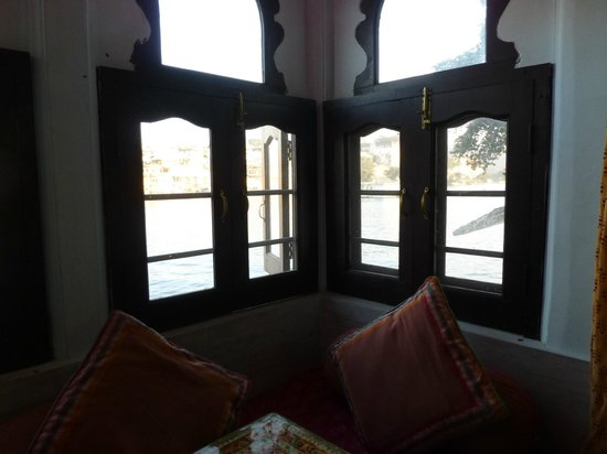 Hotel Thamla Haveli: sitting area