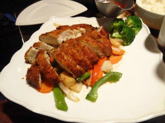 Teak Thai Cuisine and Sushi Bar: Siam Chicken