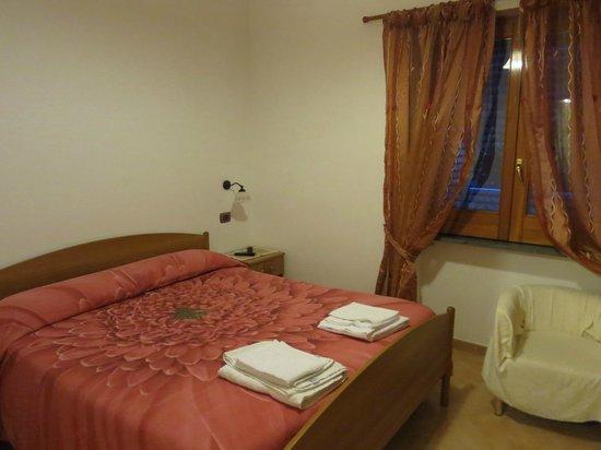Le Nereidi: Room
