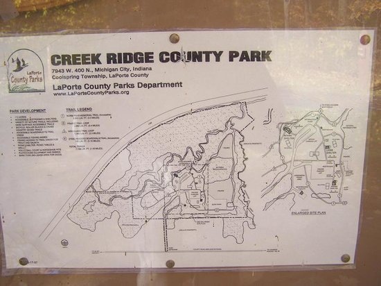 Map of Creek Ridge Park. - Picture of Trail Creek, Michigan ... Map Michigan City Indiana on trail creek indiana map, weather lansing michigan map, mongo indiana map, usa map, south bend indiana map, hammond indiana map, michigan city apartments, michigan city area map, burlington indiana map, wawasee indiana map, wisconsin indiana map, tell city map, michigan city lighthouse, saturn indiana map, waynetown indiana map, michigan border map, united states indiana map, gardner indiana map, michigan city in map, bethel college indiana map,