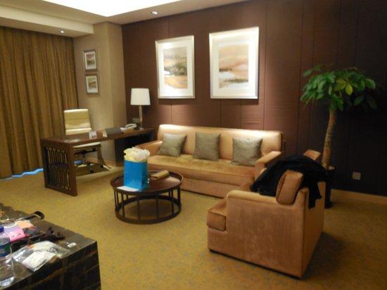 Crowne Plaza Beijing Chaoyang U-Town: Near Perfect Room