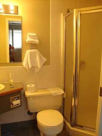 De Rock Arch Place: Banheiro