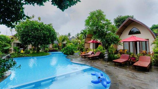 Klumpu Bali Resort: Nice view of the pool