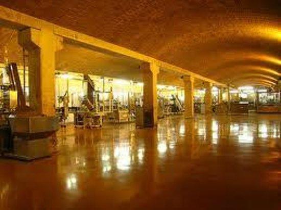 La sala de producción de PERE VENTURA es un ejemplo de tecnología punta.