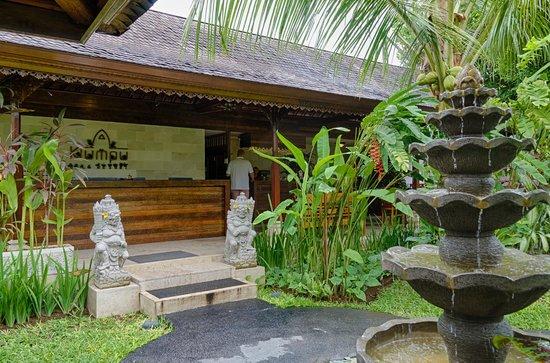 Klumpu Bali Resort: Reception Area