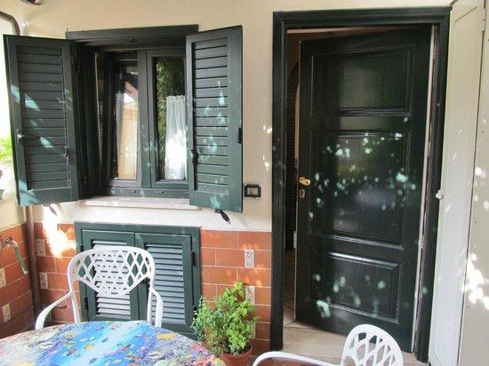 Villa Elisa Casa Vacanze: Upper apartment