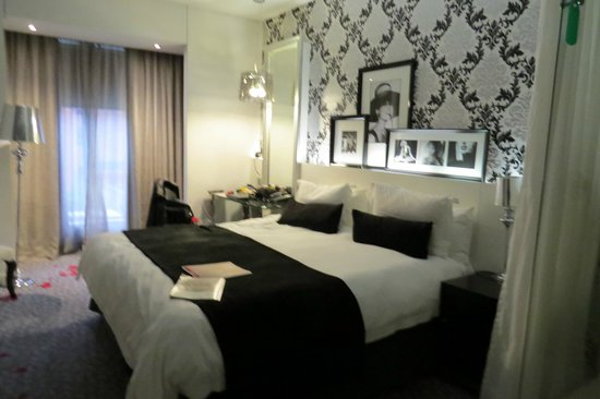 Protea Hotel Fire & Ice! by Marriott Johannesburg Melrose Arch : Habitacion del Hotel