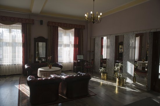Polonia Hotel: recepcja