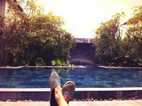 Fusion Maia Da Nang: The Spa Pool