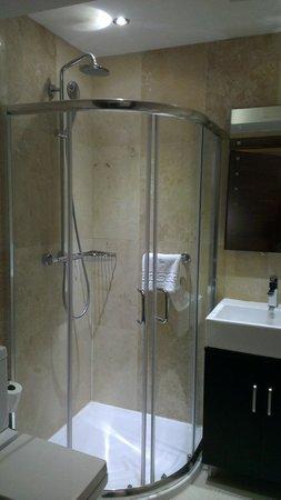 Best Western Palm Hotel: Bathroom