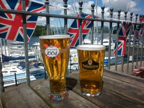 The Ship Inn: Our beers