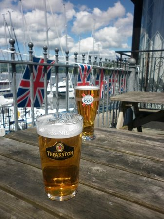 The Ship Inn: More beers