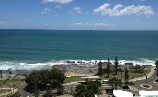 Mantra Mooloolaba Beach Resort : Our view