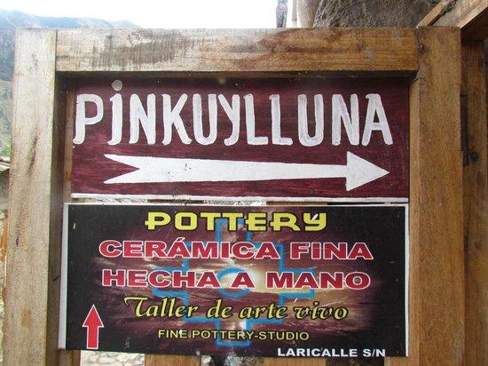 Pinkuylluna Mountain Granaries: Pinkuylluna