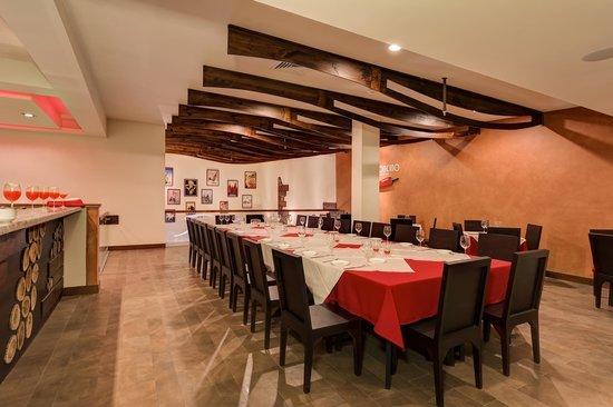 Il Peperoncino: Nuestro salón VIP, para sus reuniones privadas
