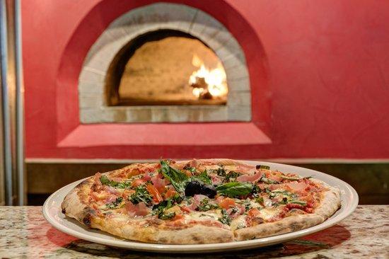 Il Peperoncino: Nuestro horno de leña