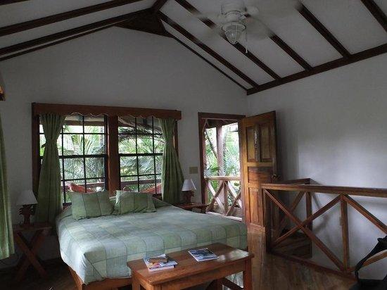 Las Rocas Resort & Dive Center: My upstairs suite