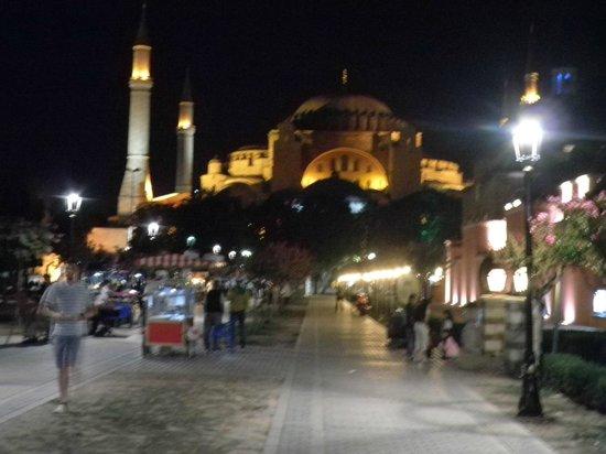 Hotel Darussaade Istanbul : Topkapi