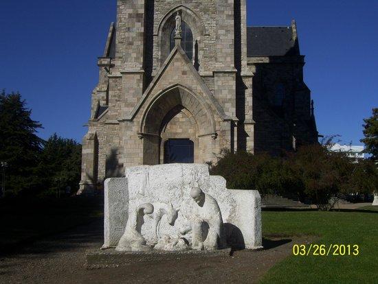 Catedral de San Carlos de Bariloche : Bella arquitectura..!