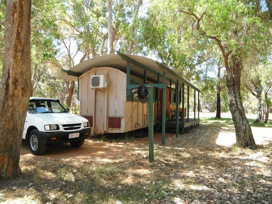 Dunsborough Rail Carriages & Farm Cottages : Carriage 1