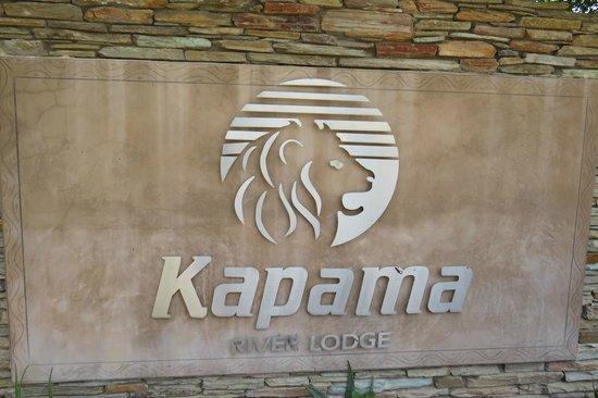 Kapama River Lodge : Entrada del Lodge