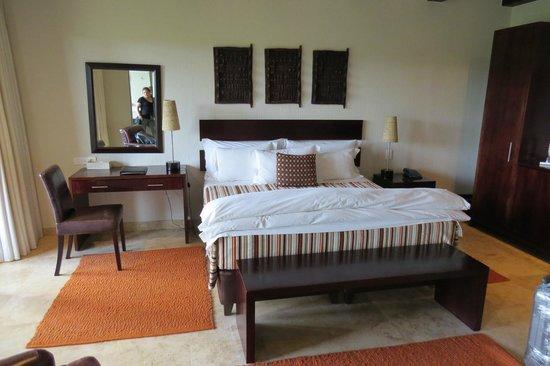 Kapama River Lodge: Habitacion del Lodge