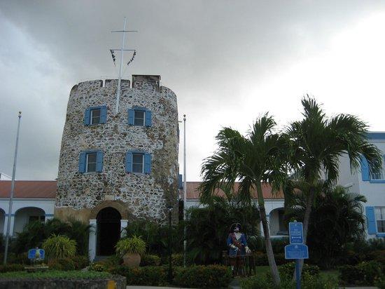 Bluebeard's Castle Resort : Bluebeard's tower