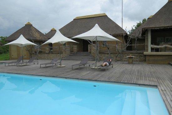 Kapama River Lodge: Spa del Lodge