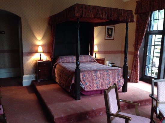 Glen Rothay Hotel: Our room
