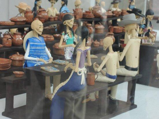 Ceramic Museum (Museo Regional de la Ceramica) : Museo Pantaleón Panduro del Premio Nacional de la Cerámica
