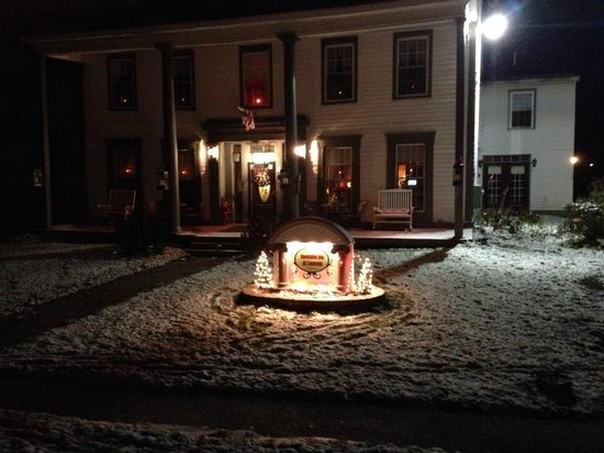 Brookside Inn at Laurens: Holidays