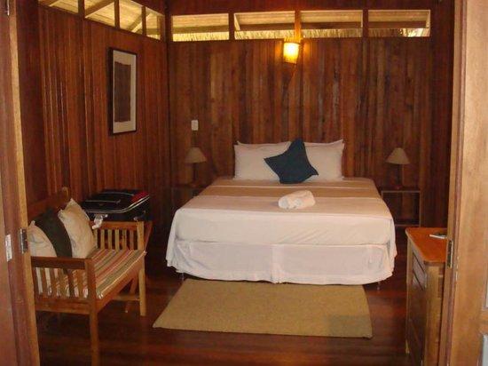 Anavilhanas Jungle Lodge: Quarto
