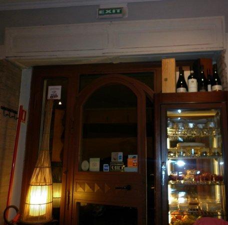 Spinosi: The restaurant