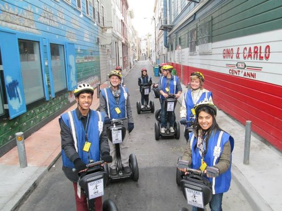 Electric Tour Company Segway Tours: segway 2013