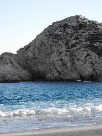 Santa Maria Beach: PICTUR IN BLEU