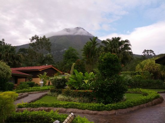 Los Lagos Hotel Spa & Resort : From the room