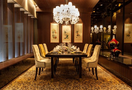 The VIP Dining Room Picture Of Shisen Hanten Singapore