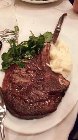 Porter House : Cowboy steak 20oz