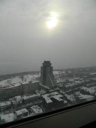 Observatoire de la Capitale: View from top