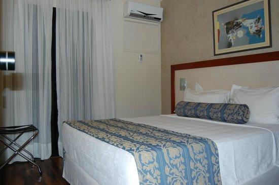 Metropolitan Flat: dormitorio
