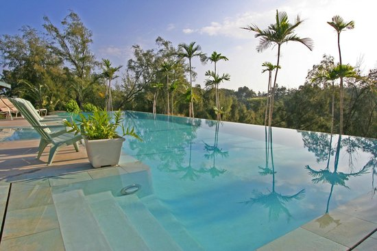 Hawaii Island Retreat at Ahu Pohaku Ho`omaluhia: Salt Water Pool
