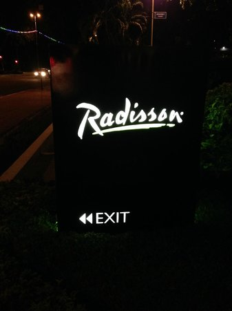 Radisson Hotel Brunei Darussalam: Radisson hotel