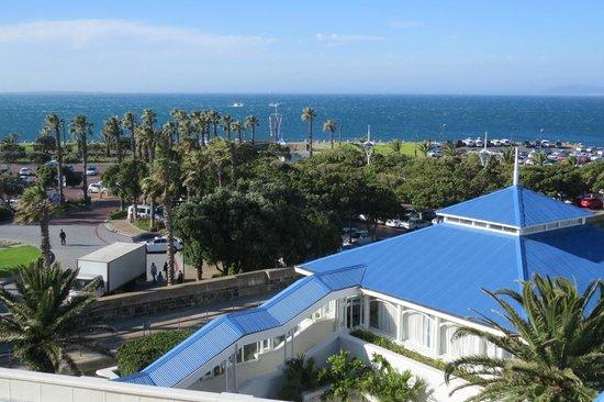 The Table Bay Hotel: Vista desde la habitacion