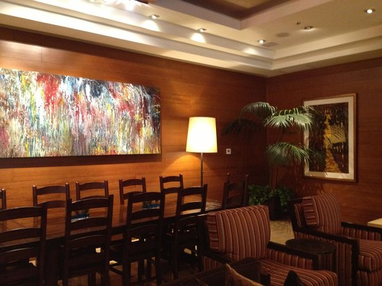 The Heathman Hotel Kirkland: Lobby Area
