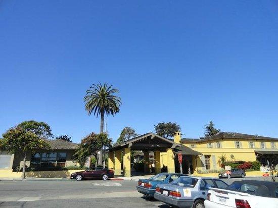 Casa Munras Garden Hotel & Spa : Fachada do Hotel