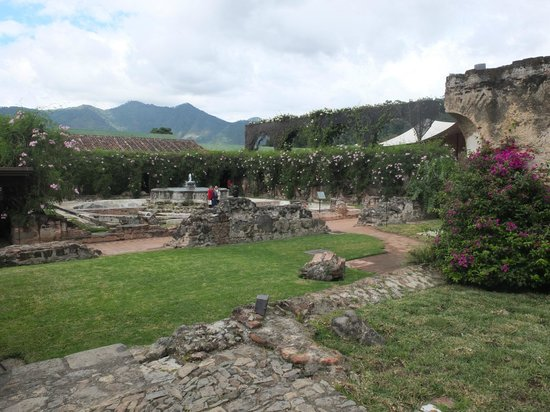 Casa Santo Domingo Museums : Grounds