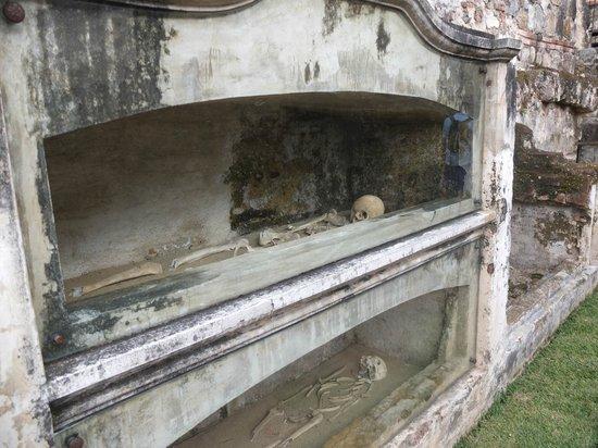 Casa Santo Domingo Museums : Ruins